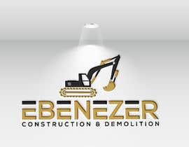 #123 untuk Need a logo for a construction and demolition company oleh hawatttt