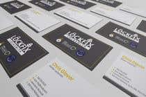 Website Design Конкурсная работа №27 для Design a unique business card and leaflet