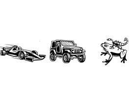 #2 untuk 6 very small sized icons / drawings oleh AbbasAamr