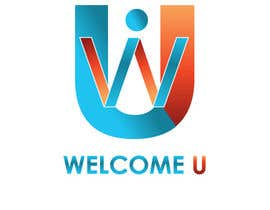 #15 for  Design 2 Logos for WELCOME U af gilescu