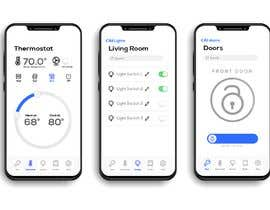 #12 for Redesign For Me Our Smart Home App by alfonsoverlezza