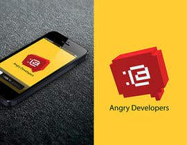 nº 25 pour Logo Design for Angry Developers par RP2504
