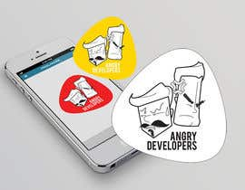 #28 para Logo Design for Angry Developers por RP2504