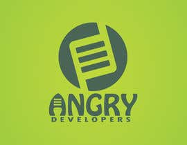 nº 56 pour Logo Design for Angry Developers par CerelaDesigns