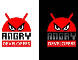 #18 para Logo Design for Angry Developers por MyPrints
