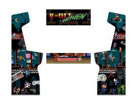 #8 cho Custom full-sized arcade cabinet side/front art and backlit marquee bởi SabreToothVision
