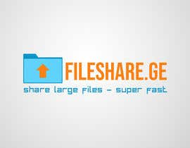 #16 untuk Design a Logo for me for file hosting website oleh szugyi92