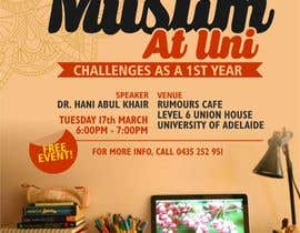 Islamic Uni Lecture Event - Flyer | Freelancer