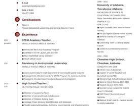 #237 untuk Professional resume design oleh dataentry4expert