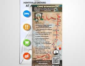 #4 dla Camp Route Map przez sebastiandamico
