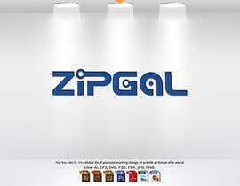 #55 dla ZipGal Logo przez mdkawshairullah