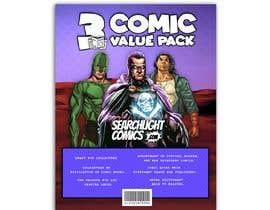 #10 dla Comic Book Package Cover Design przez sCreationsARG