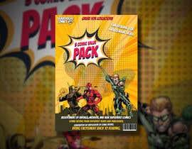 #85 dla Comic Book Package Cover Design przez zaeemiqbal