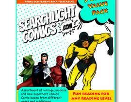 #84 dla Comic Book Package Cover Design przez Becreaive