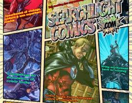 #21 dla Comic Book Package Cover Design przez fathimi