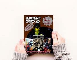 #86 dla Comic Book Package Cover Design przez rhopu