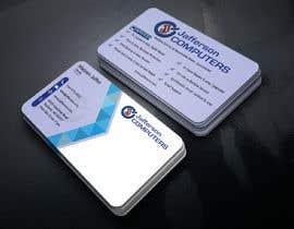 #66 dla Redesign a business card przez ashikhosen134