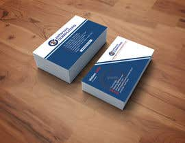 #61 dla Redesign a business card przez newazs72