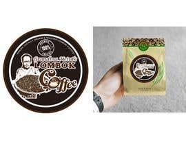 #42 dla Design a logo and packaging for Coffee przez cyberlenstudio