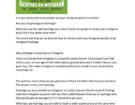 #20 dla Write a business article przez emense