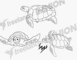 #9 для Develop three animal character drawings/sketches от ImHion
