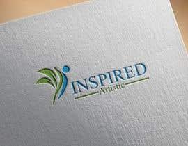 #108 dla Inspired  artistic logo przez akhiador664