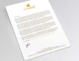 #24 dla Need Letterhead for my Law Firm przez wefreebird