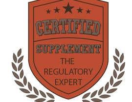 #28 dla Certification Logo przez TomRedl