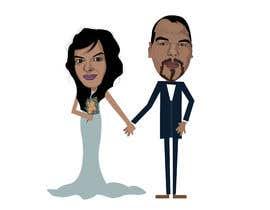#4 dla Create cartoon characters of my wife and myselfe przez DesignerBU