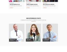 #6 dla Design a mobile first website for Education Industry przez shariarmuntakim3
