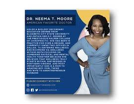 #241 dla Create a Design for Dr.Neema Moore Media Kit przez brahamnizar777