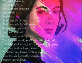 #53 dla Need Artist to create artwork using Joan Didion quote przez tubarak1204