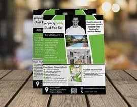 #11 para Direct Mail Flyer Just Sold  Mailout de Sajibururk143