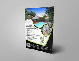 #18 para Direct Mail Flyer Just Sold  Mailout de Ayeshloch
