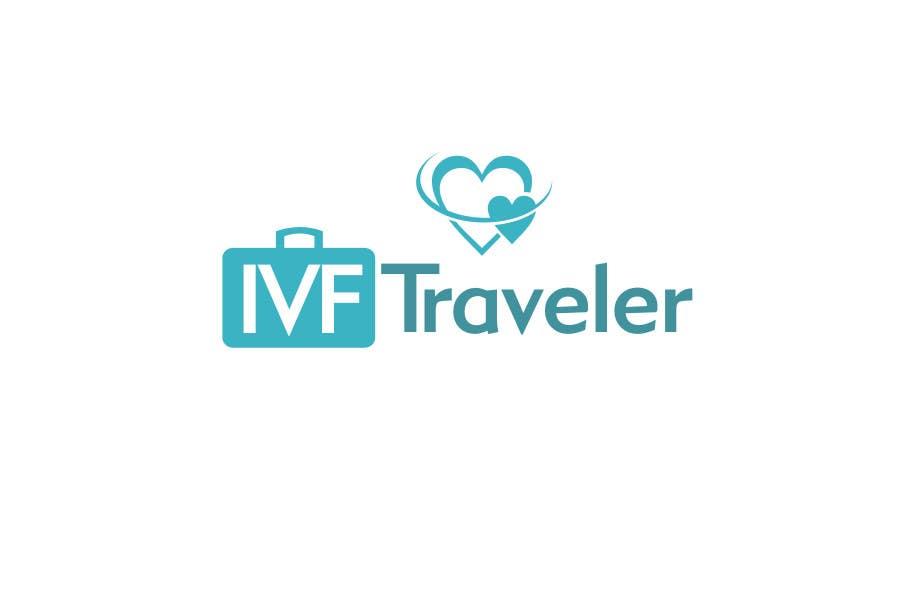 Contest Entry #                                        61                                      for                                         Logo Design for IVF Traveler