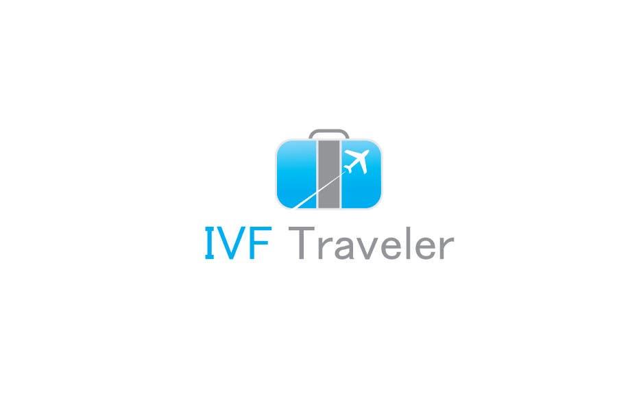 Contest Entry #                                        60                                      for                                         Logo Design for IVF Traveler