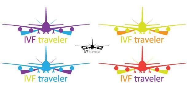 Contest Entry #                                        74                                      for                                         Logo Design for IVF Traveler