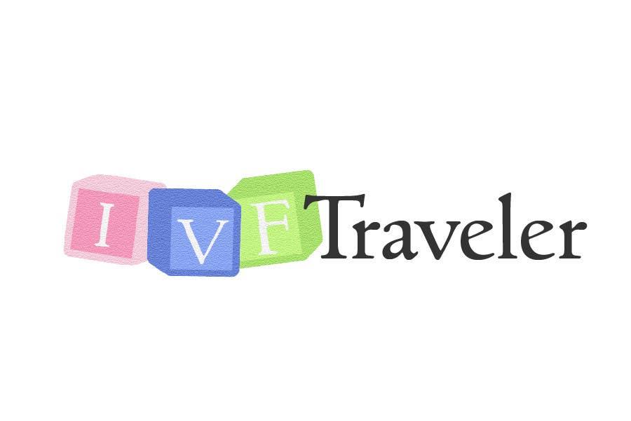 Contest Entry #79 for Logo Design for IVF Traveler