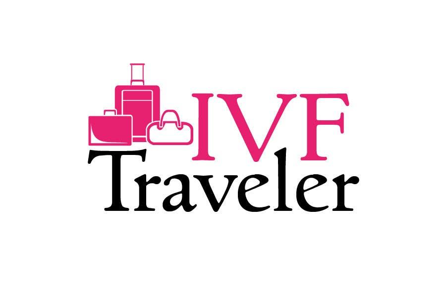 Contest Entry #44 for Logo Design for IVF Traveler