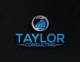 #18 para A logo called 'Taylor consulting' how many more characters do I need seriously de ShihabSh