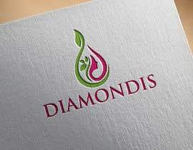 #309 dla Design a logo for a Beauty Brand (Diamondis) przez aktherafsana513