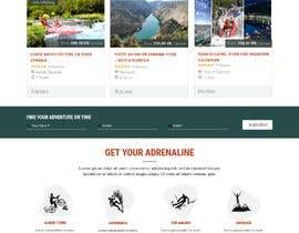 #30 para HOME PAGE REDESIGN - Canoe/safari/rafting on river website de SK813