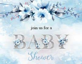 #38 para Create a baby shower event invite for facebook de marianayepez