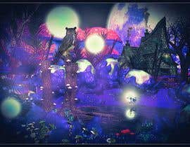 #24 para Original Fantasy/Psychedelic Landscape Art for Posters and Tapestry de DepartmentS