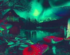 #33 para Original Fantasy/Psychedelic Landscape Art for Posters and Tapestry de VERISPARK0INC