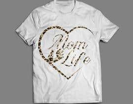 #88 para Mom T-Shirt Design de Taslijsr