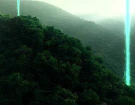 #33 para Add sound  ------  Film scene --------  Forest Sci-fi Scene de kaybeearts