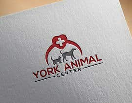 "#78 para Logo for ""YORK Animal Center"" de shobojtania420"