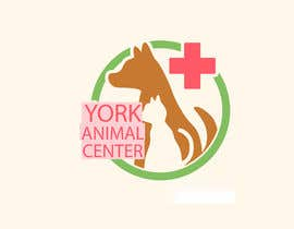 "#90 para Logo for ""YORK Animal Center"" de AlanChauhan"