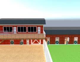#21 para Design a barn de Ortimi2020